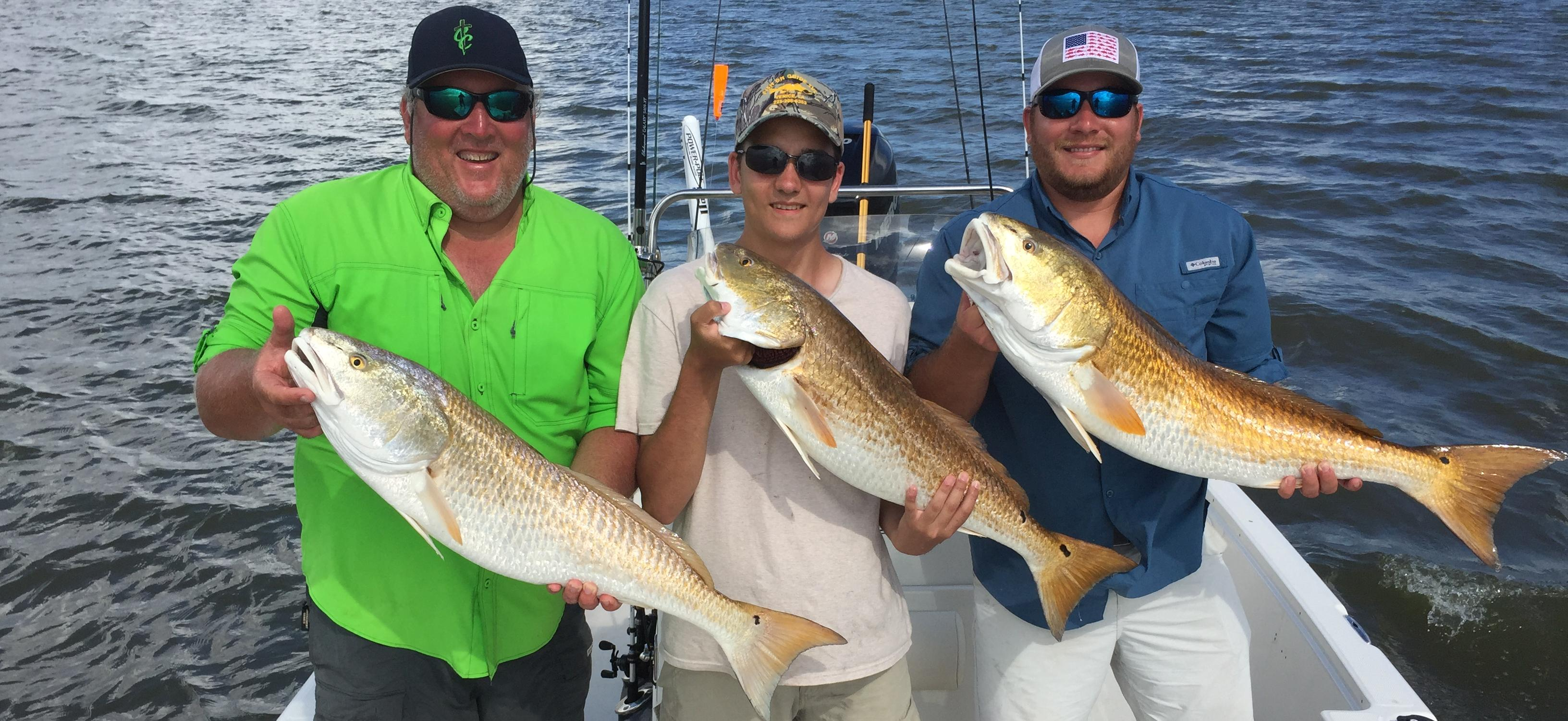 Venice la fishing charters and guides rod benders charters for La fishing charters